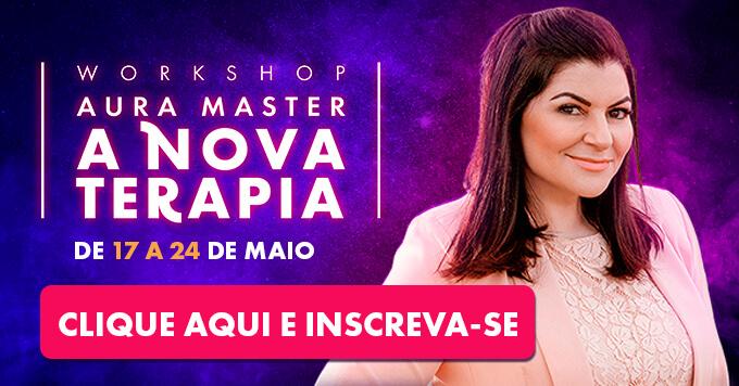 Aura Master - Patrícia Cândido