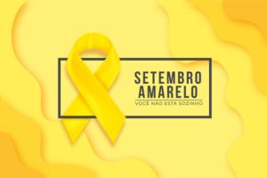 Setembro Amarelo - Suicidio pela Espiritualidade