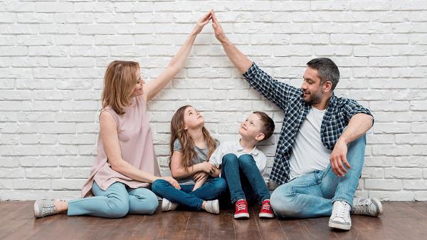 Enriquecer não significa ter prosperidade família