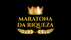 Conheça a Maratona da Riqueza Logo