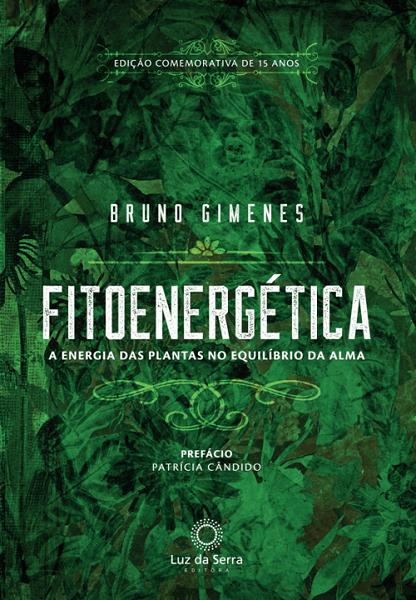 Livro Fitoenergética Edição Comemorativa