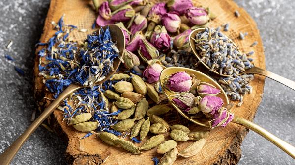 Arte de benzer: aprenda essa técnica de cura natural - sementes e ervas